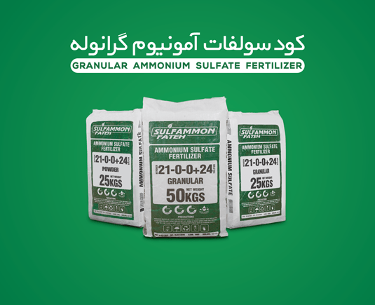 Granular Ammoniums Sulfate Fertilizer